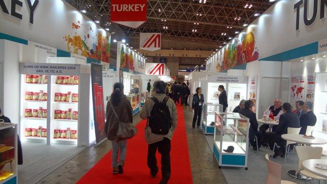 Gıda ihracatçıları, Japon pazarına Foodex Fuarı ile girecek