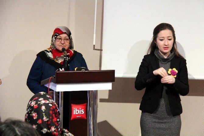 Eskişehirli Kadınlar 8 Mart Kutlamaları İçin Bir Araya Geldi