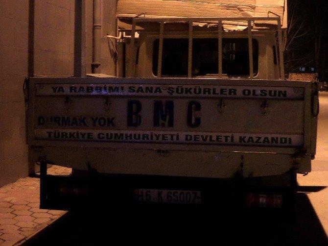 Nakliyecinin Erdoğan Sevgisi