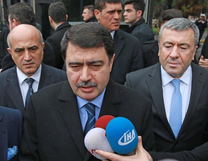 Vali Şahin: Teröristler etkisiz hale getirildi; yaralı polislerin durumu iyi
