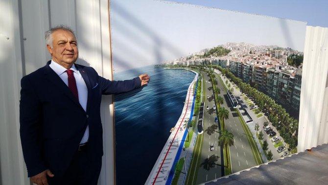 AK Partili Doğan: İzmirliler denize küstü