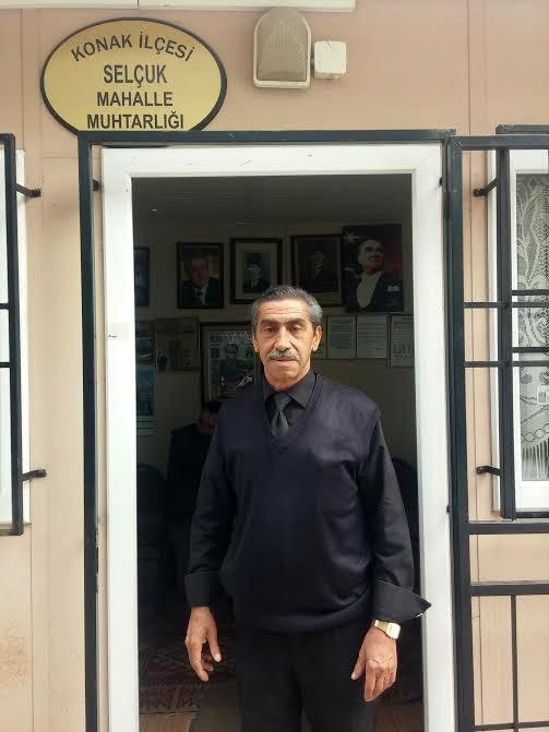 İzmirli muhtar, 600 Suriyeli'nin dert babası oldu