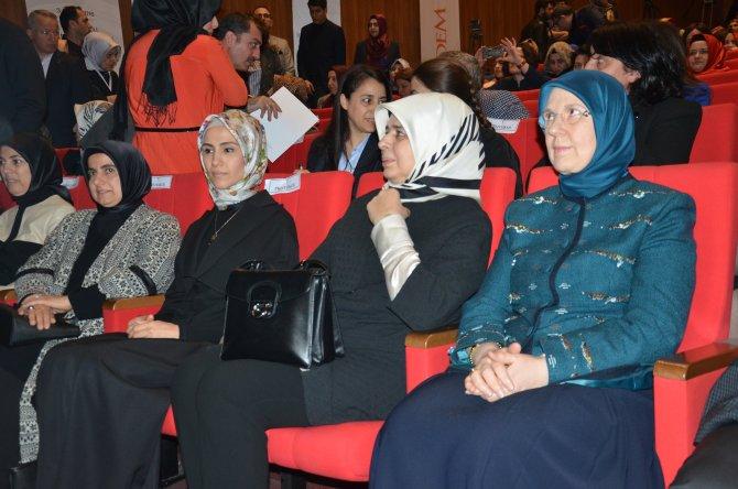 Bakan Ramazanoğlu: Hedefimiz her ailenin bir sosyal danışmanı olması