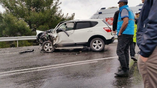 Kahramanmaraş'ta Zincirleme Kaza: 8 Yaralı