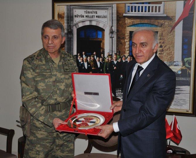 Jandarma Genel Komutanı, Karadeniz turuna çıktı