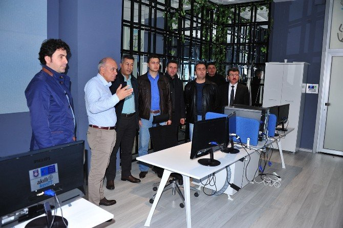 Karaman Belediyesi, Diğer Belediyelere Örnek Oluyor