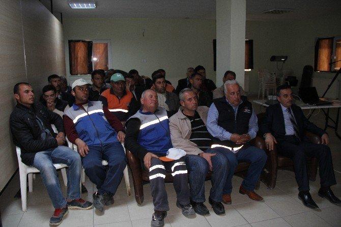 İncesu Belediyesi Daha İyi Hizmet Sunabilmek İçin Belediye Personeline Eğitim Ve Seminerler Verdiriyor