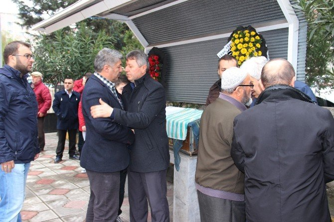 Kdz. Ereğli Belediyesi İtfaiye Amiri Annesini Kaybetti