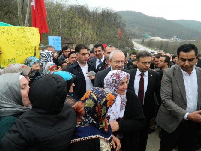 Kılıçdaroğlu: Fındık borsasısının Karadeniz'de kurulması lazım