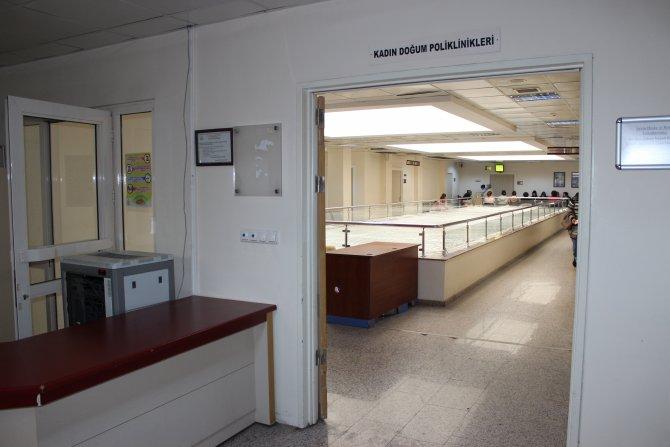 Yüksek İhtisas Hastanesi Kadın Doğum'da mesai dışı çalışma başlatıldı