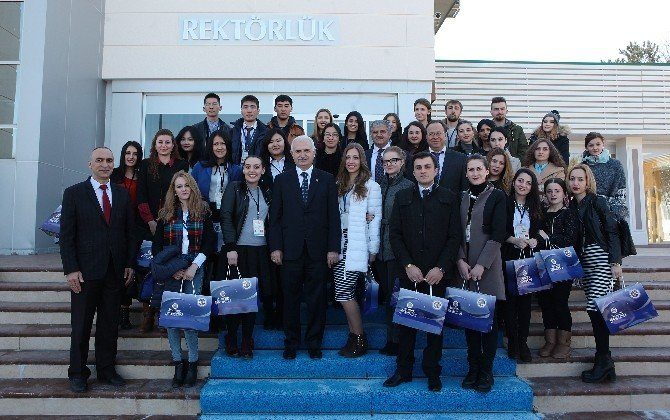 Uluslararası 7. Kış Okulu Başladı