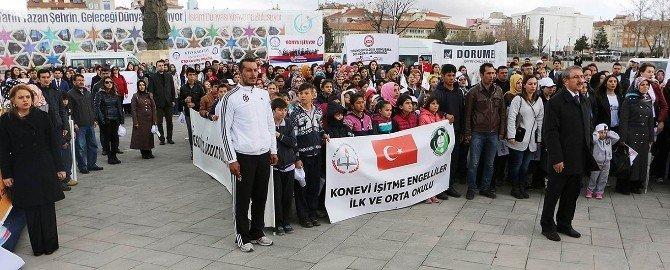 """KTO Karatay Üniversitesi Odyoloji Topluluğu İle """"Konya İşitiyor"""""""
