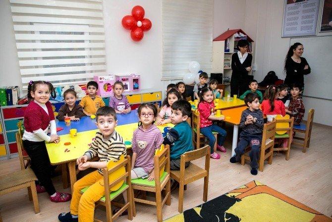 Makbule Çak Anaokulu Açıldı