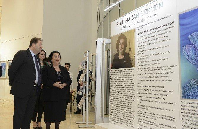 Tskm'de Kadınlar İçin Çifte Sergi