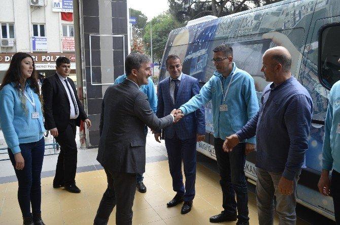 Turgutlu'da Kent Rehberi İçin Çalışmalar Başladı