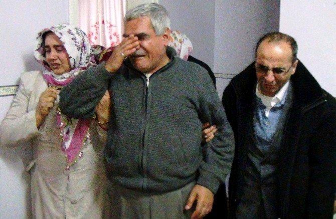 Dargeçit'te Şehit Olan Astsubayın Baba Evine Acı Haber Ulaştı