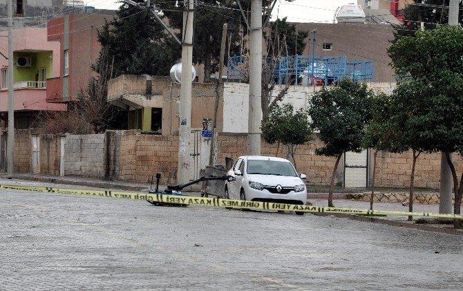 Kızıltepe'de Şüpheli Araç Paniği Yaşandı