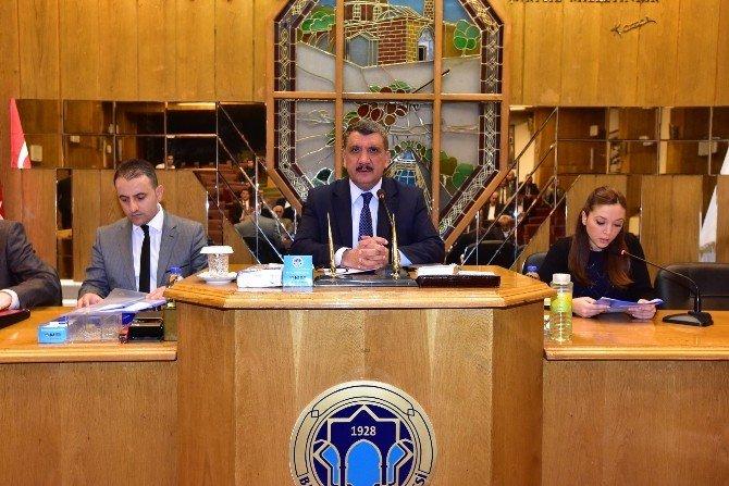Battalgazi Belediye Meclisi Toplandı