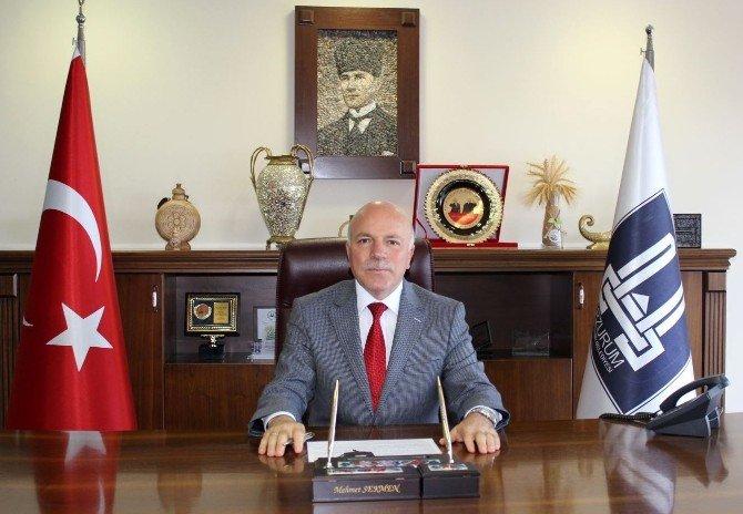 Başkan Sekmen'den Milletvekili Aydın'a Tepki