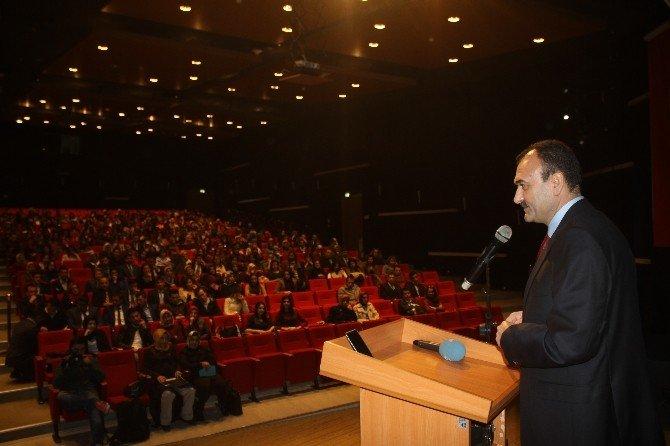İl Milli Eğitim Müdürü Çandıroğlu'ndan Aday Öğretmenlere Altın Tavsiyeler