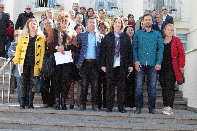AK Parti'liler Kılıçdaroğlu Hakkında Suç Duyurusunda Bulundu