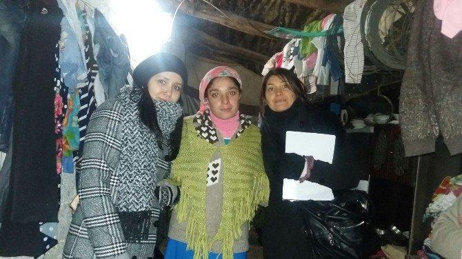 Hasköy'de Kızlar Eğitime Kazandırılıyor