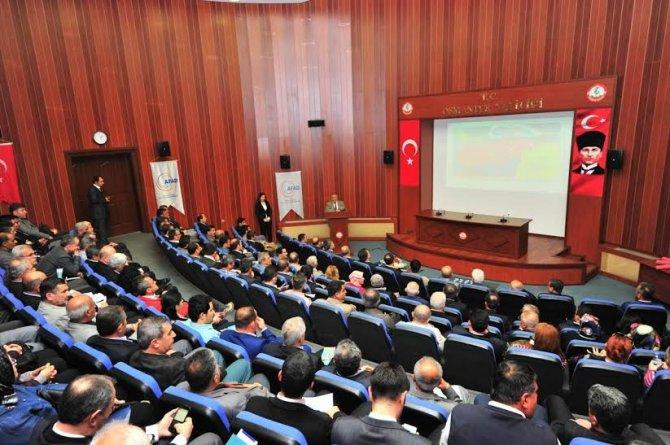 Osmaniye doğal afetler ile karşı karşıya