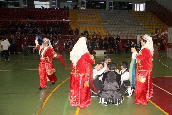 Özel Olimpiyatlar Bölge Oyunları Adana'da başladı