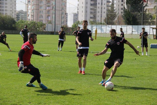 Adanaspor, Kayseri Erciyesspor maçına odaklandı