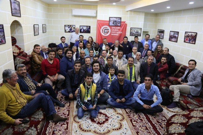 Basın Mensuplarıyla Tugay Kerimoğlu Arasında Yaşanan Gerginlik Tatlıya Bağlandı