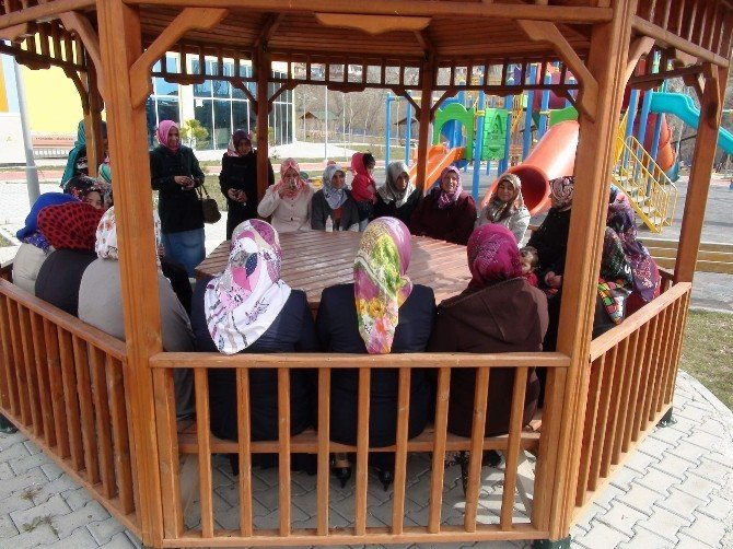 """Kadışehri Belediyesinden Kadınlara """"Şehri Kadın Konağı"""""""
