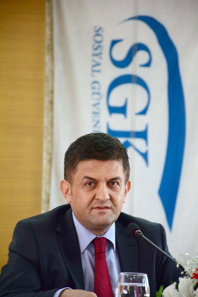 Altı gün önce görevine iade edilen Selim Erol memuriyetten istifa etti