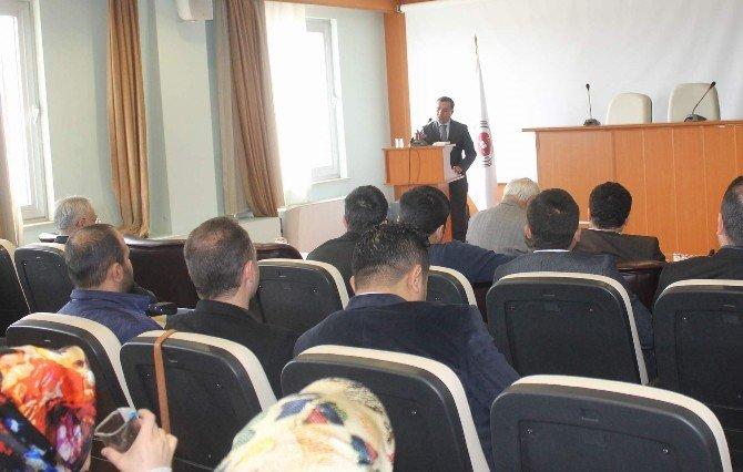 Siirt Barosu'ndan 'İcra İflas Hukuku' Semineri