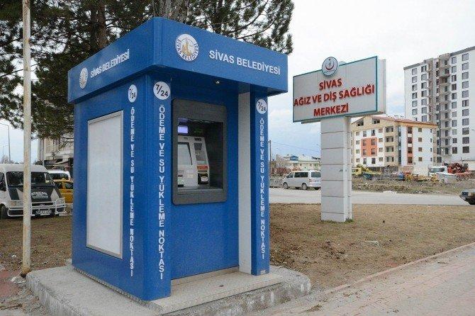 Sivas Belediyesi Akıllı Kartları Güncelleyecek