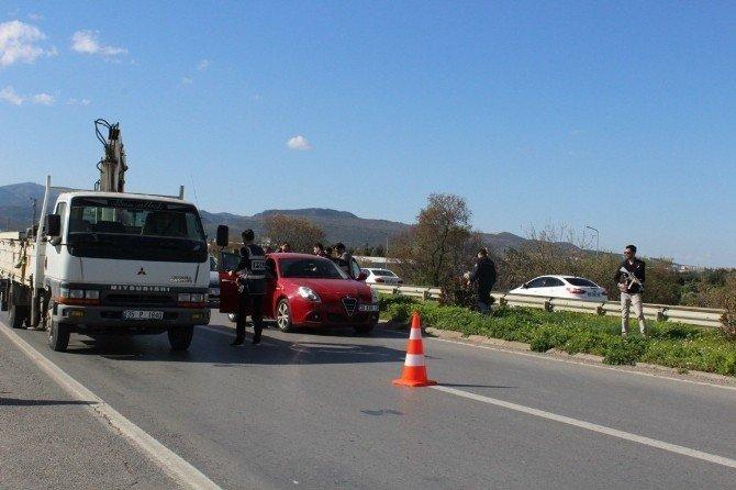 İzmir'de Terör Alarmı