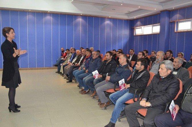 Yaklaşan Turizm Sezonu Öncesinde Trabzon'da Şoför Esnafı Davranış Eğitiminden Geçiyor