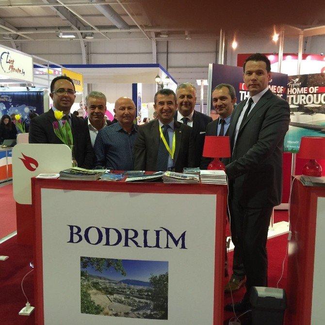 Bodrum, Şubat Ayında Da Turizm Fuarlarında