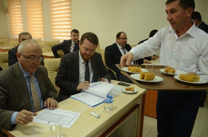 Bilecik İl Genel Meclisi Mart Ayı 3'üncü Birleşimi Yapıldı