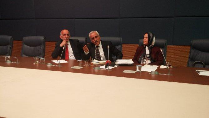 TBMM Komisyonu, Diyarbakır Cezaevi'ndeki işkenceleri dinledi