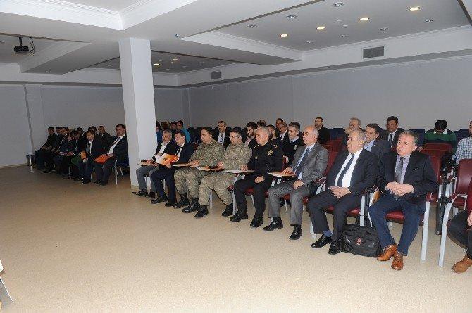 Gymnasiade (Okul Sporları Olimpiyatları) 2016 3. Koordinasyon Toplantısı Trabzon'da Yapıldı