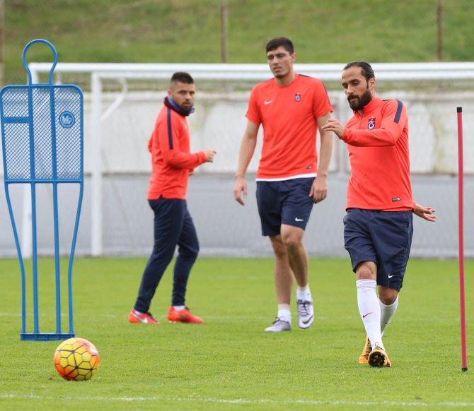 Trabzonspor, T.Konyaspor maçına hazırlanıyor