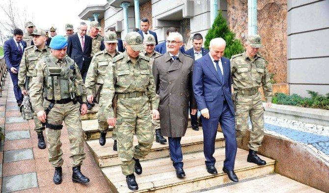 Jandarma Genel Komutanı Samsun'da