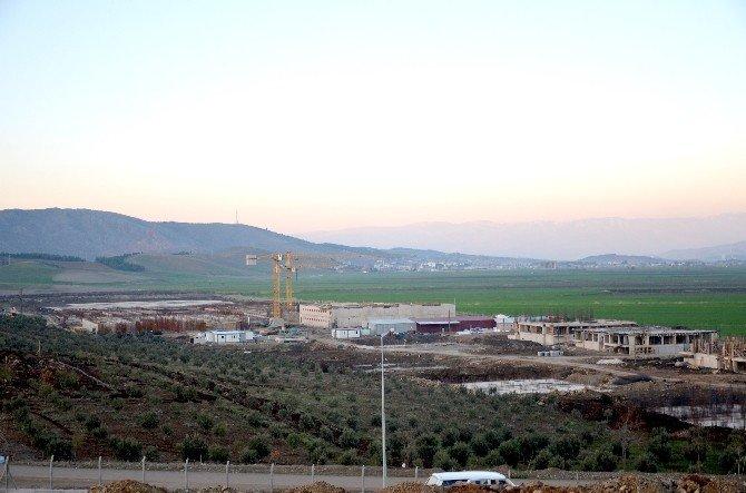 Türkoğlu'na 5 Bin Kişilik Cezaevi