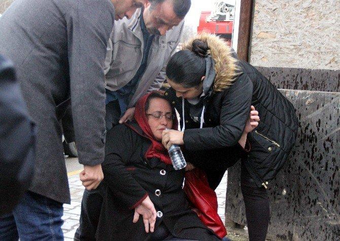 Karabük'te İntihar Girişimi