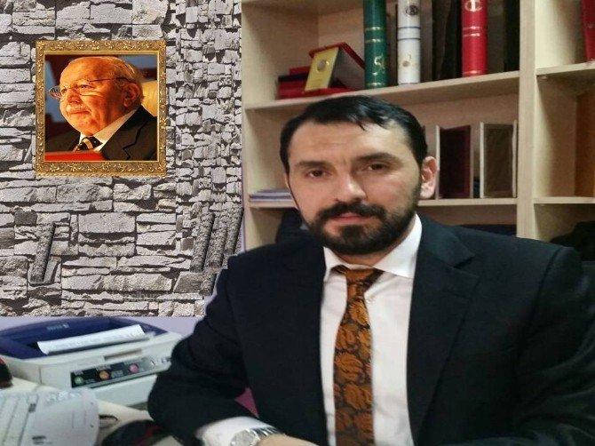 Erzurum'da Erbakan'ı Anma Etkinliği