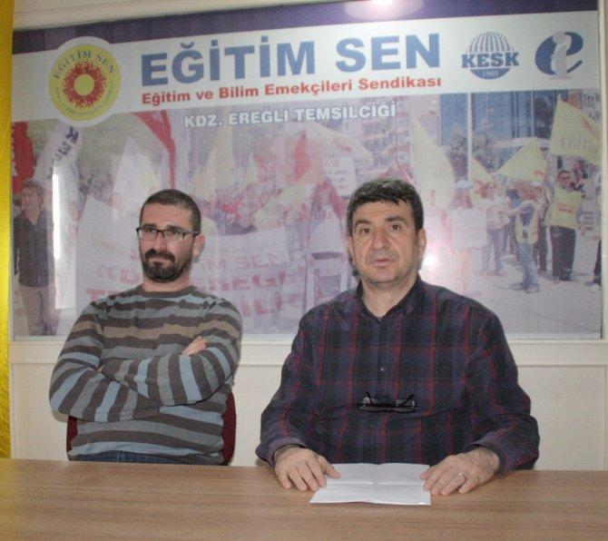 Koç: Zonguldak eğitimde eski günleri mumla arıyor