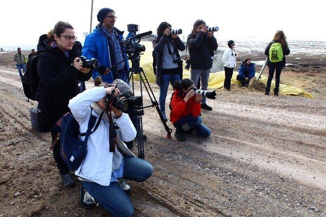 2014 Yılında Türkiye'nin 10 Usta Fotoğrafçısını Konuk Eden SERKA, Bu Kez Kadın Fotoğrafçıları Ağırladı