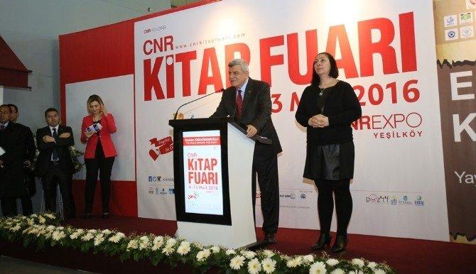 Başkan Karaosmanoğlu, Engelsiz Kalemler Fuarı'na Katıldı