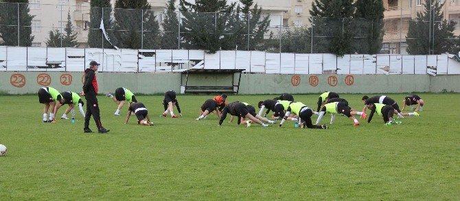 Adanaspor'da Hazırlıklar Son Aşamada