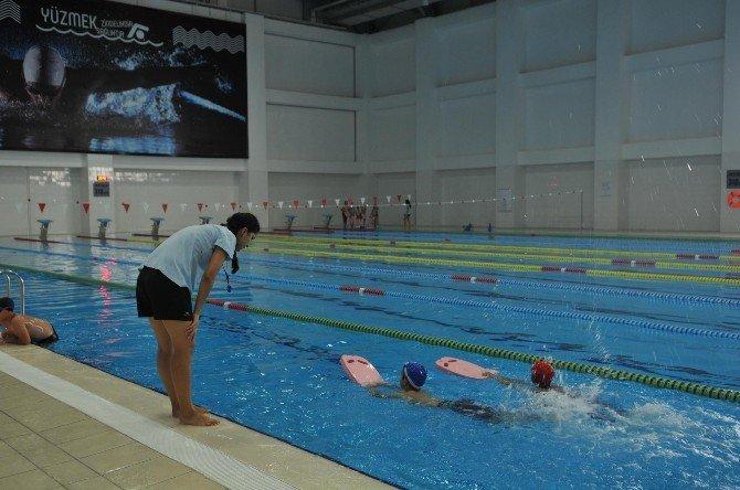Kepez'e Temiz Havuz Sertifikası